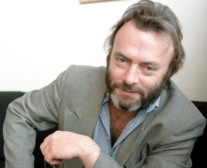 "I might be the only person not impressed by ""the sexist but charming"" Christopher Hitchens."